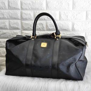 💖MCM Boston Travel Bag